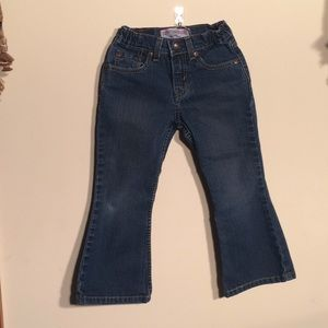 Levi's Girls 5 Bootcut Jeans